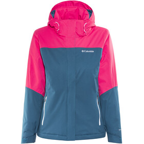 Columbia Everett Mountain - Chaqueta Mujer - rosa/azul